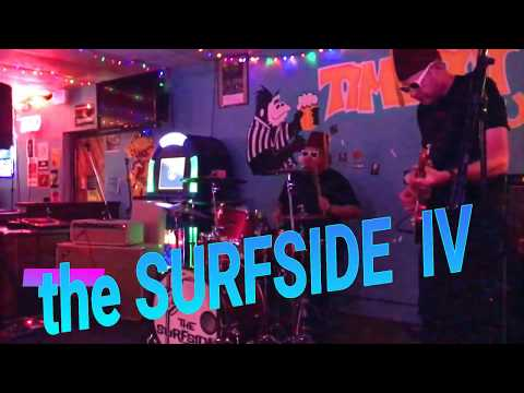The Surfside IV live at Time Out Lounge