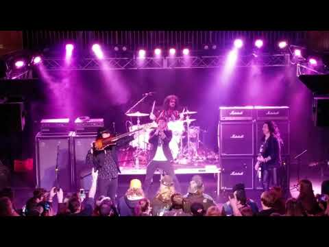 Quiet Riot - The Wild and the Young/Let's Get Crazy/Guitar Solo (Live 2019) mp3