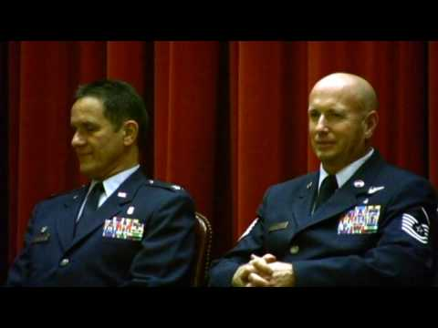 Brian Lynch's Retirement from the USAFR