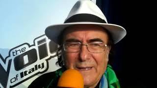 Al Bano - The Voice of Italy 2018 - Intervista al nuovo coach