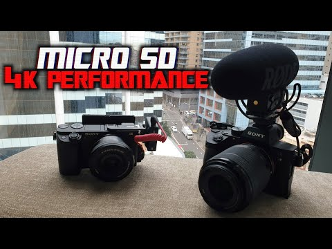 SanDisk Extreme microSDXC Review & SD Card Adapter Test