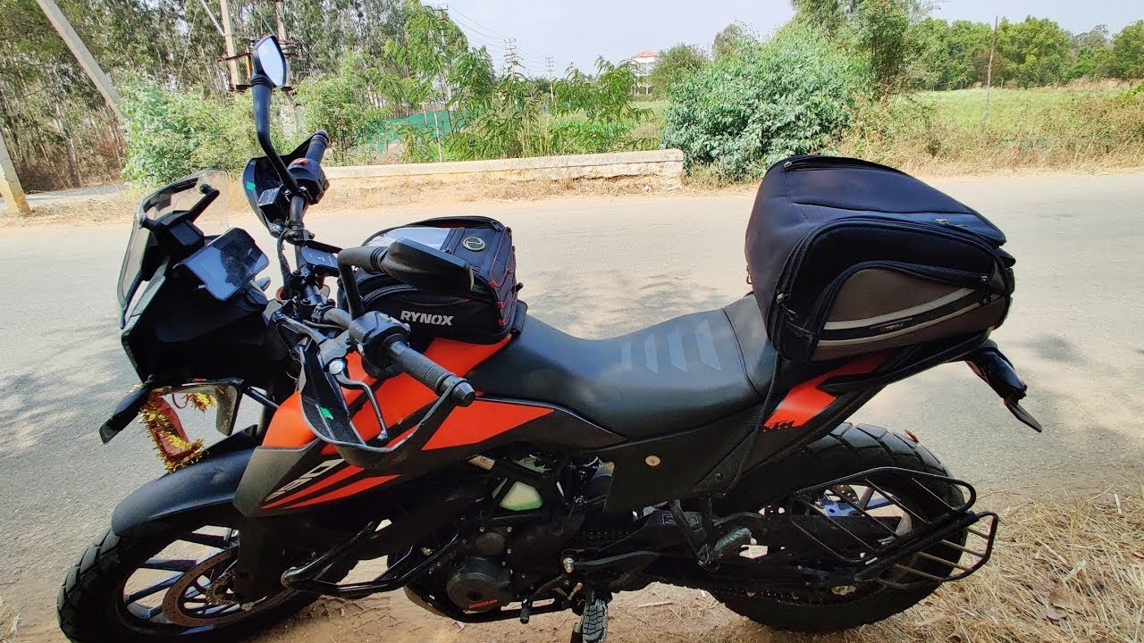 KTM 390 Adventure -  EMI - Down Payment - Loan Eligibility - Salary
