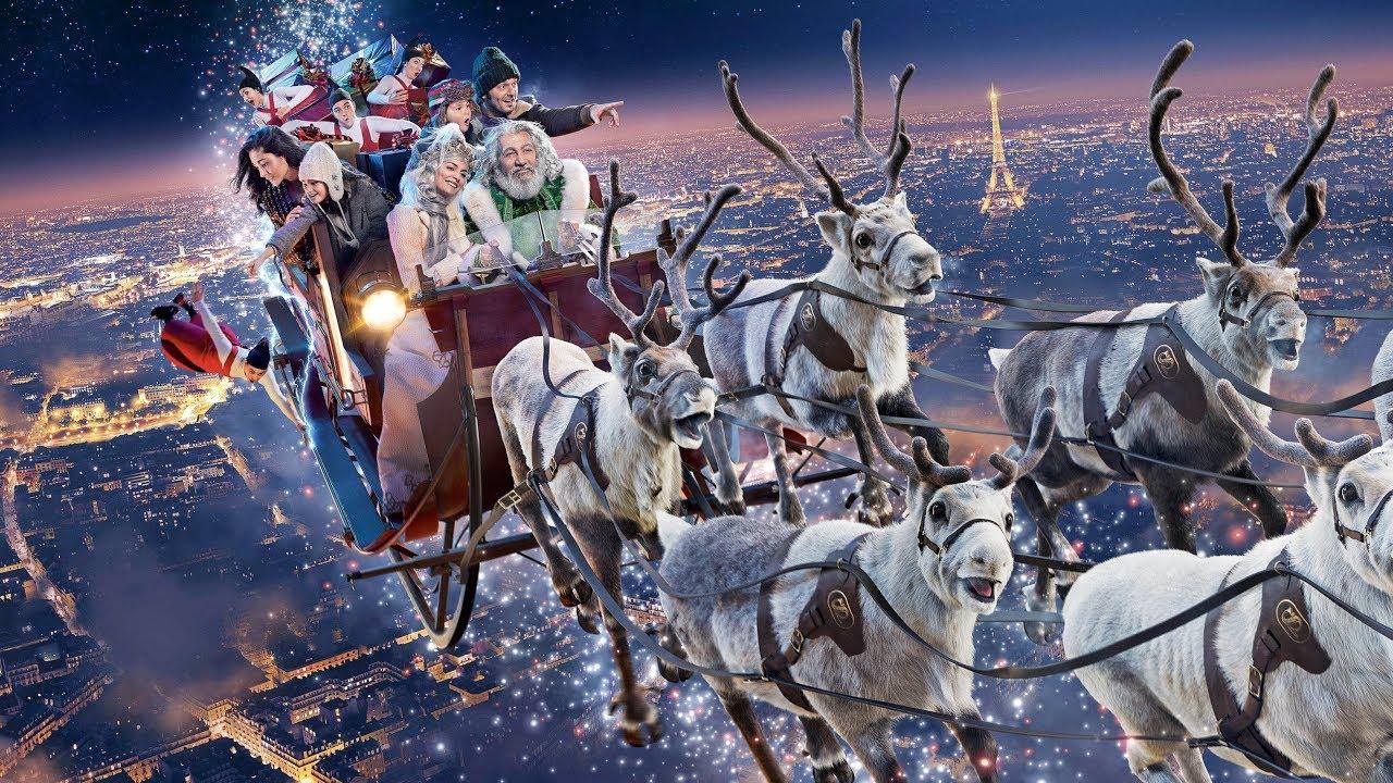 A karácsony mentőakció - magyar szinkronos előzetes #1 / Családi vígjáték