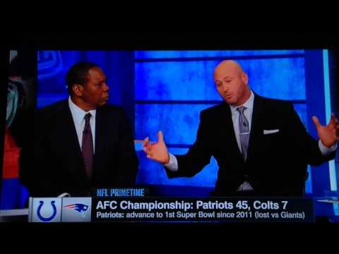 T. DILFER admits he was an idiot judging Pats after wk4