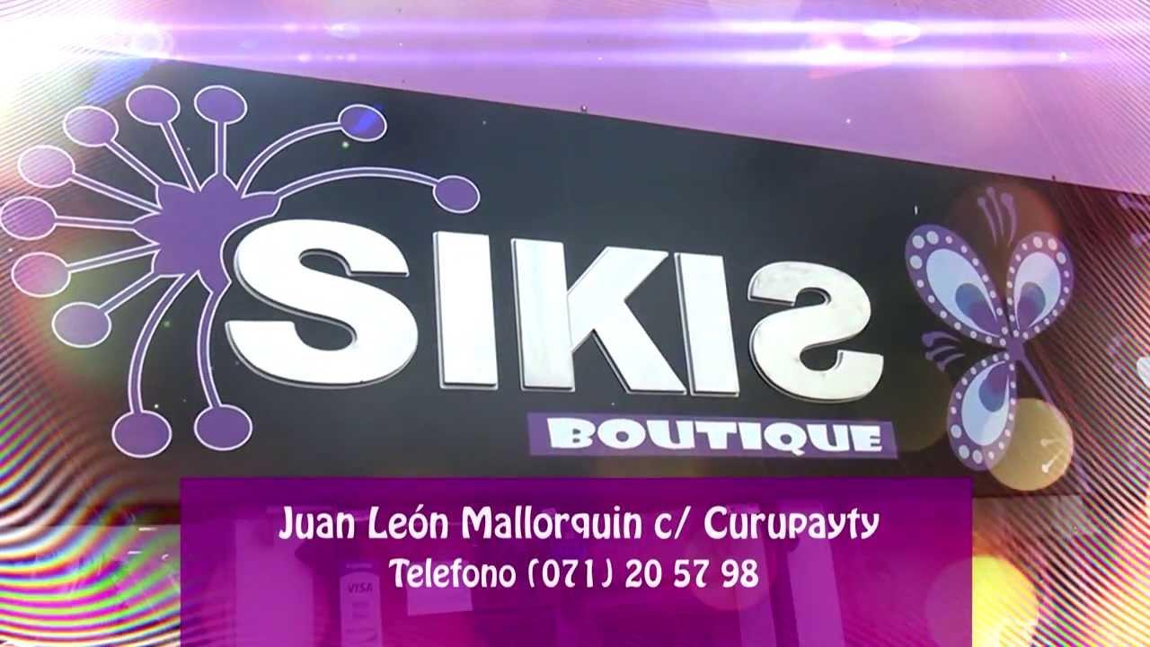 sikis boutique publicidad youtube