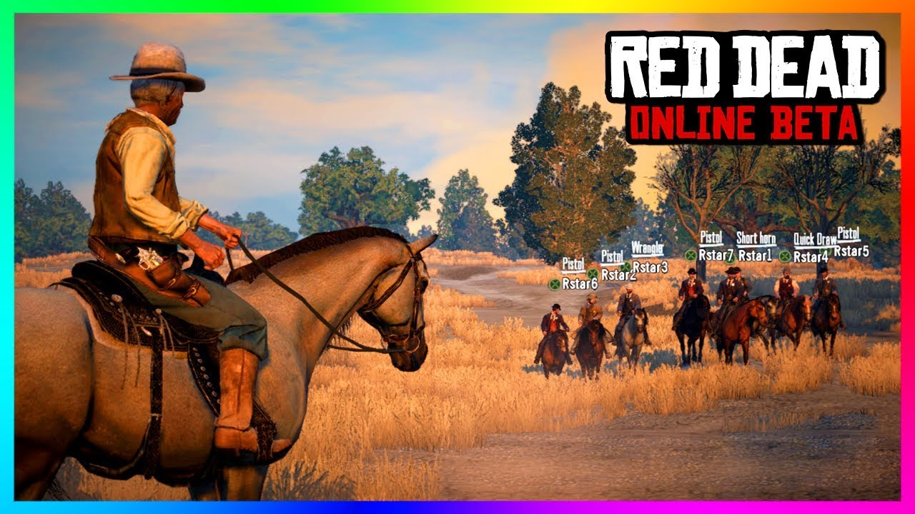 Red Dead Online - NEW INFORMATION! Buying Properties, Owning Vehicles, Horses Available & MORE!