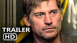 DOMINO Official Trailer (2019) Nikolaj Coster-Waldau, Brian De Palma Movie HD