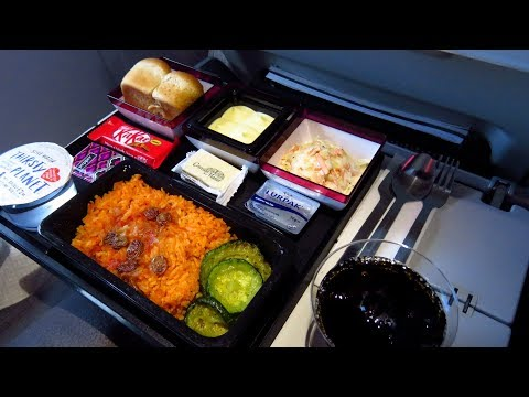 TRIP REPORT | Qatar Airways A380 (ECONOMY) | London Heathrow to Doha | Empty Flight!