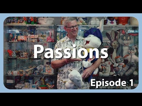Looney Tunes Collector Has The Most Bugs Bunny's We've Ever Seen - Passions (E1)