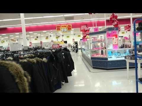 Kmart liquidation Week 5