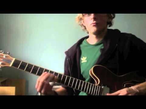 Spanky Alford Gospel Guitar LESSON