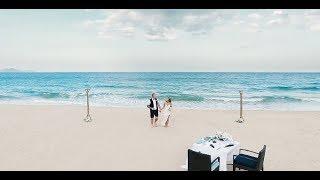 Свадебная церемония во Вьетнаме / Саша и Настя (Нячанг 2017)