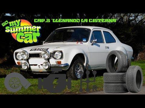 """GoMy Summer Car - Cap.8 """"Llenando la cisterna"""""""