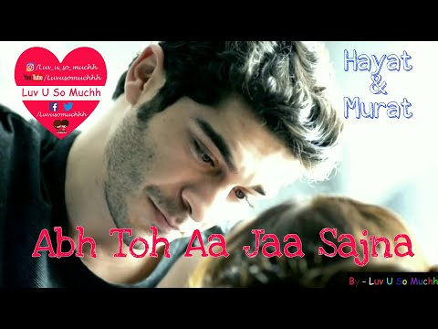 Ab Toh Aa Ja Sajna | Sanu Ik Pal Chain Na Abe | 2017 Most Popular Heart Touching Song | luvusomuchhh