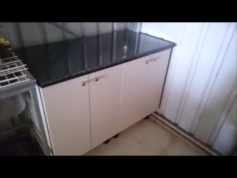 Installing a Kitchenette