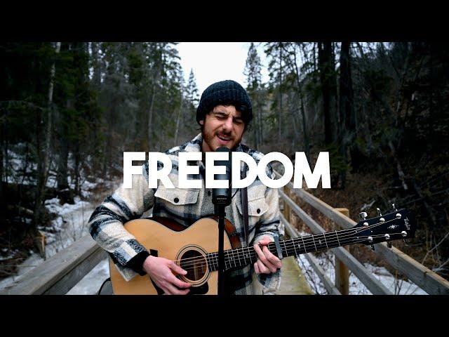 Jordan Hart - Freedom (Wurd Session)