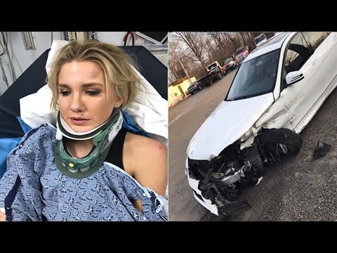 Watch Savannah Chrisley Car Accident 😱😱 Youtube