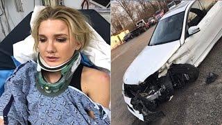 Watch Savannah Chrisley Car Accident 😱😱
