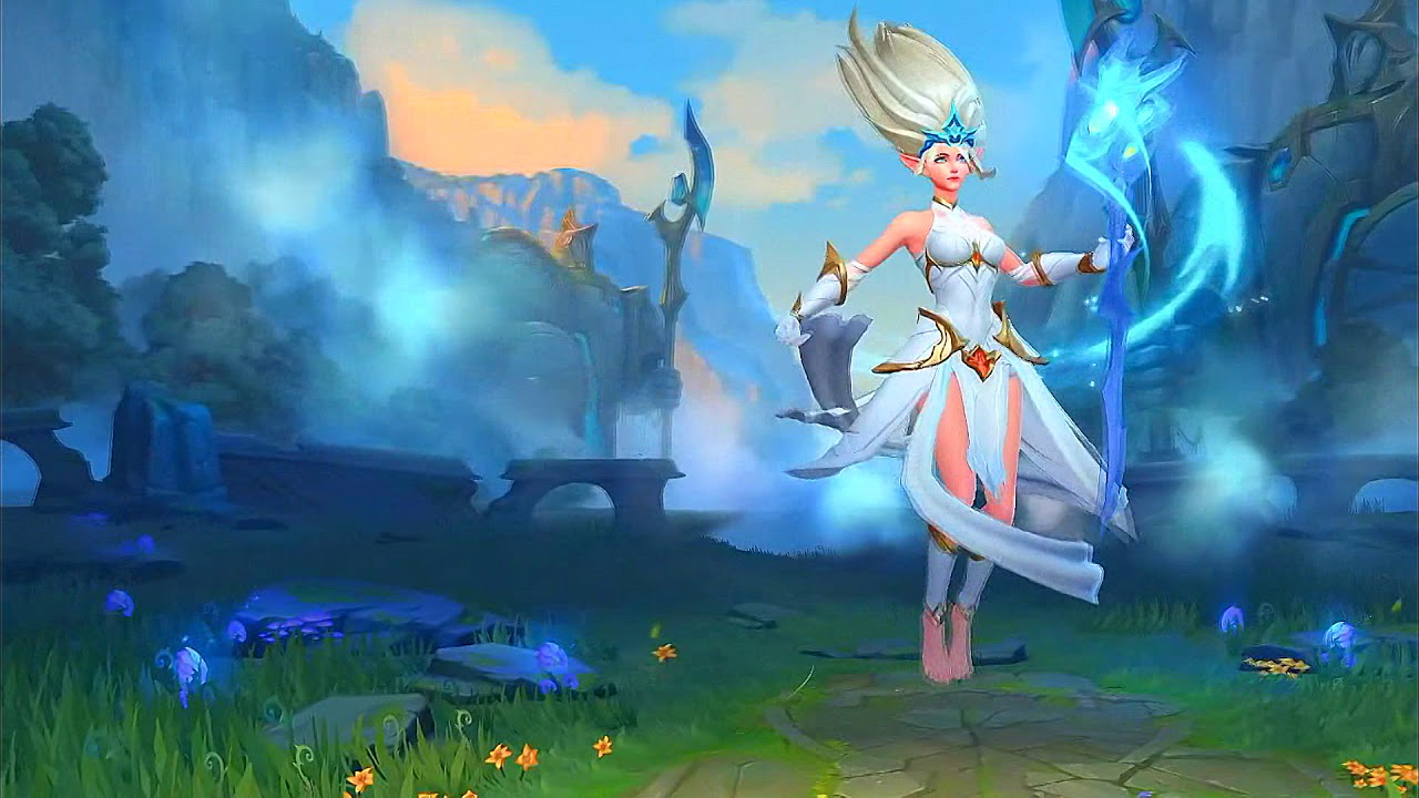 maxresdefault - Janna and Miss Fortune's designs in Wild Rift may have been intended as censorship, but they kinda look better and should be adapted to the PC version