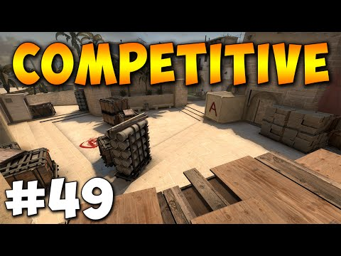CS GO #49 - Competitive - Russian PoweR