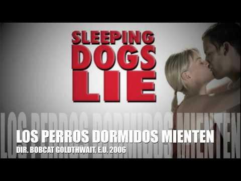 CINETERAPIA ADULTOS / SLEEPING DOGS LIE