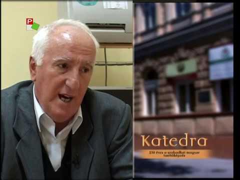 Katedra – 230 éves a szabadkai magyar tanítóképzés 3. rész