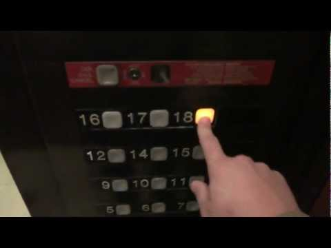 Epic Reaction: Dover Custom Impulse Traction Elevator @ Sheraton Kansas City MO