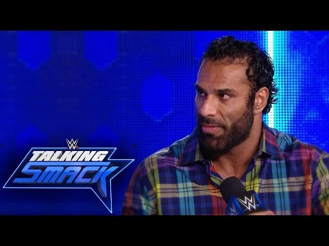 "Thumbnail: Why Jinder Mahal is ""the new American dream"": WWE Talking Smack, April 18, 2017 (WWE Network)"