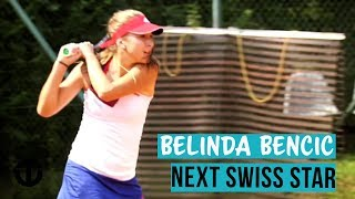 Belinda Bencic | Next Swiss Tennis Star | Trans World Sport
