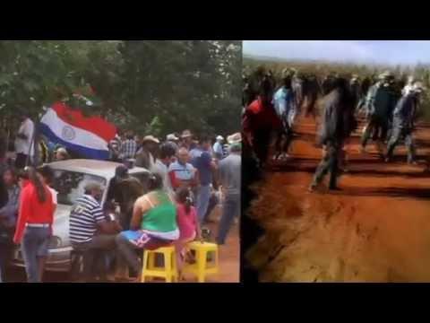 Situación de Santa Lucia - Ita kyry - Paraguay