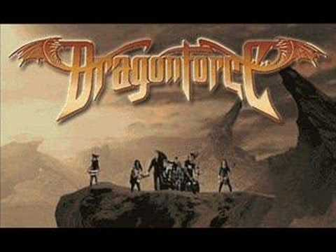 DragonForce  Valley Of The Damned WITH LYRICS