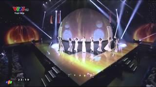 [SAOSTAR.VN] Hồ Ngọc Hà tất bật tập nhảy phía sau hậu trường.