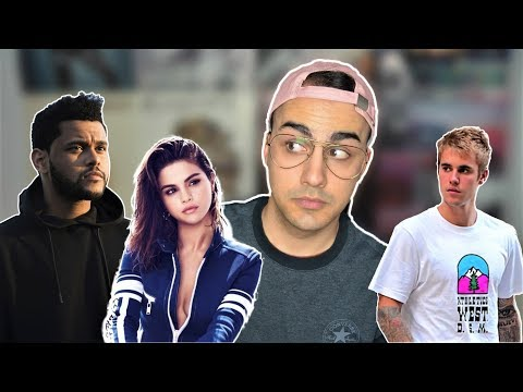 Todo lo que The Weeknd dice de Selena Gomez en su nuevo disco   JJ