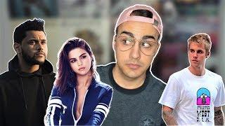 Todo lo que The Weeknd dice de Selena Gomez en su nuevo disco | JJ