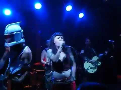 Necronomicommunist - Vlad [Live] @ Club Rehab, Tallahassee, FL, 7/21/12