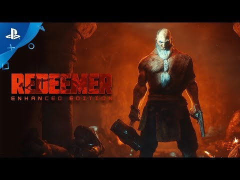 Redeemer: Enhanced Edition - Gamescom 2018 Gameplay Trailer | PS4
