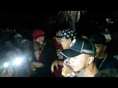 Jota Medina X Koronado Ft El Cash Freestyle Parque Muvdi (Video Oficial)