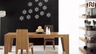 Modern Walnut Dining Table  Vgceparkerd6801 From Vig Furniture