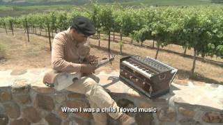 Celebrated Afghani Singer Finds Asylum Restoring Native Plants at Stagecoach Vineyard