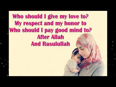 Who should I give my love