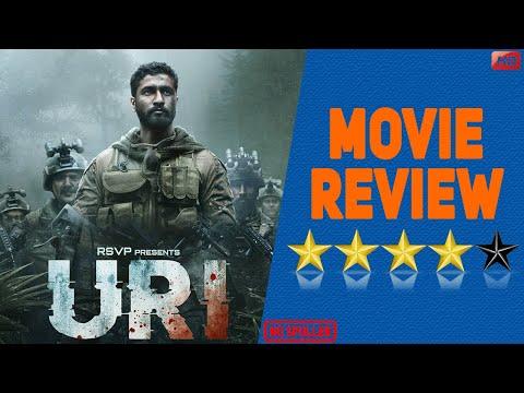 Movie Review URI: The Surgical Strike  Vicky Kaushal  Yami Gautam