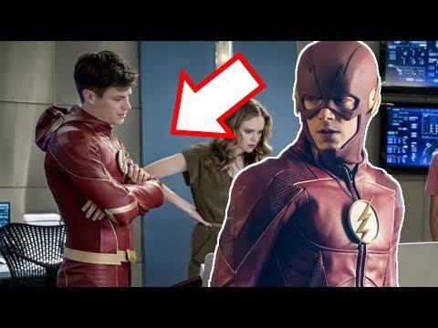The Flash Season 4 Episode 2 Promo Images Breakdown! - New Suit, New Team Flash