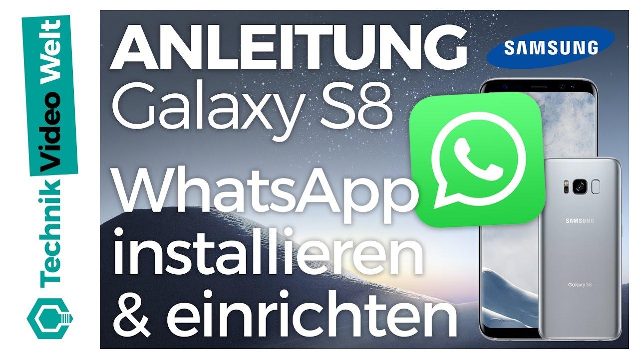 whatsapp installieren auf handy
