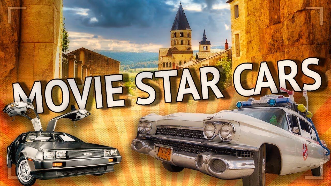 7ème Rencontre des voitures stars de cinéma