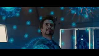 Discover/Enlightenment Scene from Iron Man 2 (Rescore '19)