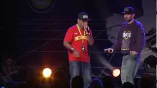 Billy BdaBX - Indonesia - 3rd Beatbox Battle World Championship