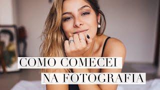 Como comecei na fotografia BOUDOIR - Alexia Magalhães