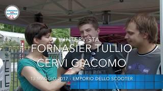 Fornasier Tullio / Cervi Giacomo intervista - Emporio dello Scooter 13/05/2017