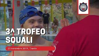 23 novembre 2019 - 3° Trofeo Squali Città di Trento