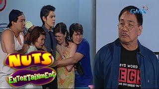 Nuts Entertainment: Lakas tama, sa ibang bahay nagwawala!